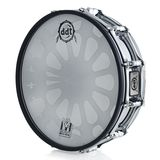 "DDT MS-140 E-Snare Pad 14"" Chrome Product Image"