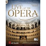 De Haske Live at the Opera - Trumpet Product Image