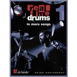 De Haske Real Time Drums in More Songs Arjen Oosterhout, mit CD Product Image