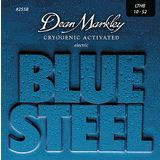 Dean Markley E-Guit.Strings 10-52 2558 LTHB Blue Steel Product Image