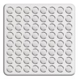 DJ TECHTOOLS Midi Fighter 64 white Produktbild