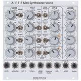 Doepfer A-111-5 Synthesizer Voice Productafbeelding