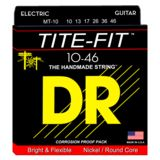DR E-Guit.Strings 10-46 Tite Fit Nickel Plated Round Core Product Image