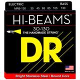 DR MR6-130 Hi-Beams Round Core Bass 6-Strings 30-130 Product Image