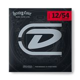 Dunlop E-Guitar Strings 12-54 Heavy Core Nickel Steel Product Image