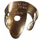 "Dunlop Fingerpick Brass Tube 013"" Messing Product Image"