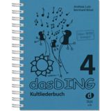 Edition Dux Das Ding 4 - Kultliederbuch  Product Image