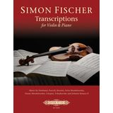 Edition Peters Transcriptions for Violin & Piano Product Image