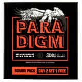 Ernie Ball 3365 Paradigm 3 Pack Product Image