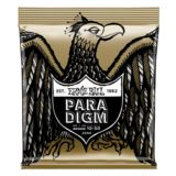 Ernie Ball EB2090 Paradigm Extra Light 80/20 Acoustic Strings 10-50 Product Image
