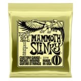 Ernie Ball EB2214 Mammoth Slinky Guitar Strings 12-62 Product Image