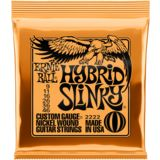 Ernie Ball EB2222 Hybrid Slinky Guitar Strings 9-46 Product Image