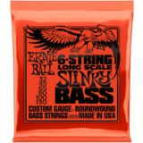 Ernie Ball EB2838 Long-Scale Slinky Bass 6-Strings 32-130 Product Image