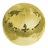 Eurolite Mirror Ball30cm gold 10mm  Product Image