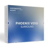 Exponential Audio PhoenixVerb Surround Classic multichanne Reverbl Product Image