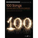 Faber Music Easy Keyboard Library - 100 Songs Product Image