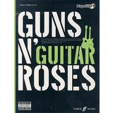 Faber Music Guns N' Roses Authentic Guitar Playalong Product Image