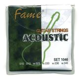 Fame A-Guitar Strings,10-46 round wound Product Image