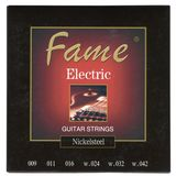 Fame E-Guitar Strings, 09-42 Round Wound Product Image
