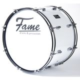 "Fame Marching BassDrum 24""x12"" with strap and beaters Product Image"
