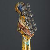 Fender 1957 Relic Strat Memorabilia Set Masterbuilt