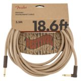 Fender Festival Instrument Cable [S/A] 5.5m (Natural) Product Image