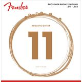 Fender Phosphor Bronze 60CL Acoustic  Guitar Strings   Product Image