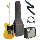 Fender Squier Affinity Tele BBL - Set 1 Product Image