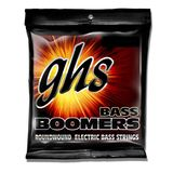 GHS 4er Bass Boomers 18-50 Piccolo Long Scale Plus 18-30-40-50 Produktbild