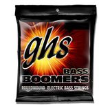 GHS E-Bass,5er,30-100,Boomers Roundwound Long Scale Product Image