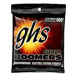 GHS E-Guit.Strings,09-46, Boomers Nickel Plated Roundwound Product Image