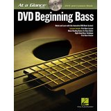 Hal Leonard At A Glance: Beginning Bass Bass TAB Product Image