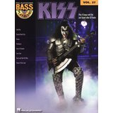Hal Leonard Bass Play-Along Volume 27: Kiss Produktbild