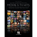 Hal Leonard Contemporary Movie & TV Hits Product Image