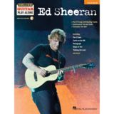 Hal Leonard Deluxe Guitar Play-Along: Ed Sheeran Product Image