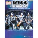 Hal Leonard Deluxe Guitar Play-Along: Kiss Product Image