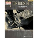 Hal Leonard Deluxe Guitar Play-Along: Top Rock Hits Produktbild