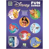 Hal Leonard Disney Fun Songs For Easy Guitar Produktbild