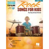 Hal Leonard Drum Play-Along Volume 41: Rock Songs For Kids Product Image