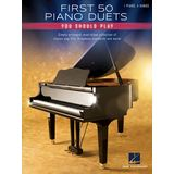 Hal Leonard First 50 Piano Duets You Should Play on Piano Product Image