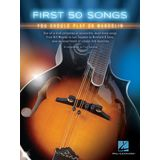 Hal Leonard First 50 Songs You Should Play on Mandolin Produktbild