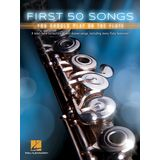 Hal Leonard First 50 Songs You Should Play On The Flute Produktbild