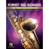 Hal Leonard  First 50 Songs You Should Play On The Sax Product Image