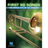 Hal Leonard  First 50 Songs You Should Play On The Trombone Produktbild
