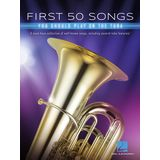 Hal Leonard First 50 Songs You Should Play on Tuba Product Image