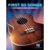Hal Leonard First 50 Songs You Should Play On Ukulele Product Image