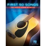 Hal Leonard First 50 Songs You Should Strum On Guitar Product Image