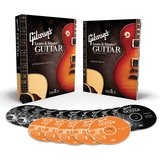 Hal Leonard Gibson Learn & Master Guitar Buch und DVD Package Product Image