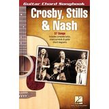 Hal Leonard Guitar Chord Songbook: Crosby, Stills & Nash Product Image