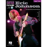 Hal Leonard Guitar Play-Along: Eric Johnson Vol. 118, TAB und CD Produktbild